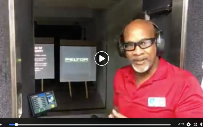 Launch of Live Fire Simulator!