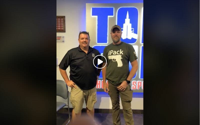 Talking with Tim from the Military Arms Channel