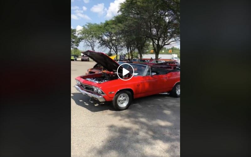 Car Show! Patriot Week 2018