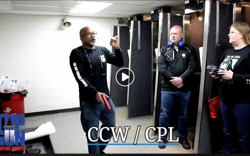Firearm Training Top Gun Promo Video